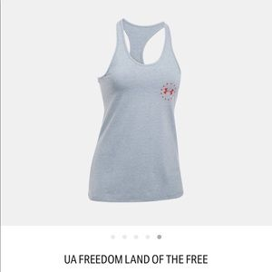 Under Armour Land of the Free Tank Top